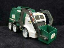 Matchbox 2005 Waste Management Garbage Trash Truck Sounds with new batteries.