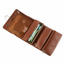 Unbranded Men's Leather Toiletry Bag