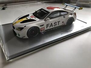 BMW Art Car John Baldessari M6 GTLM 1:18 NEU OVP 1/18