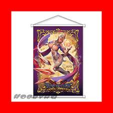 [USA] Bikini Warriors - Dark Elf - Oda Non Tapestry Wallscroll by Hobby Japan