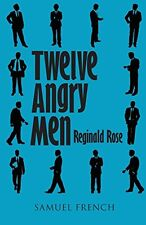 12 Angry Men (Acting Edition) New Paperback Book Reginald Rose