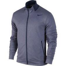 New MEN'S Nike RF Roger Federer Premier Knit Jacket LT Steel 523321-567 LARGE