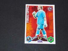 SIPPEL 1.FCK KAISERSLAUTERN TOPPS ATTAX PANINI FOOTBALL BUNDESLIGA 2010-2011