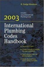 2003 International Plumbing Codes Handbook