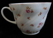 Queens Fleur Fine Bone England Cup & Saucer Rosina China Co.