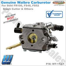 Walbro Carburetor WT-112-1 for Stihl FR106, FS48, FS52 Brush Cutters & Others
