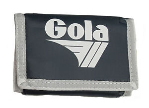 GOLA NYLON WALLET WITH COIN POCKET CUB 300 - NAVY / WHITE
