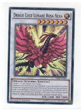 Yu-Gi-Oh Drago Luce Lunare Rosa Nera HSRD-IT044 Super Rara Ita