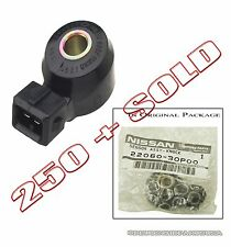 GENUINE OE NISSAN ALTIMA SENTRA PATHFINDER IGNITION KNOCK SENSOR 22060-30P00