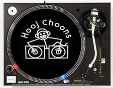 HOOJ CHOONS - DJ SLIPMAT 1200's or any turntable, record player