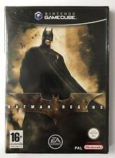 Gamecube Batman Begins (2005), UK Pal, Nintendo Factory Sealed