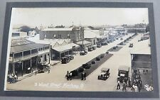 .SUPER RARE SET 43 MURRAY's GYMPIE 1920s / 30s REAL PHOTO POSTCARDS MACKAY, QLD