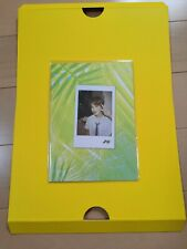 BTS 2017 Summer Package Vol.3 JIMIN official selfie Photo book ONLY