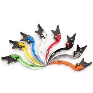 Knife Blade Brake Clutch Levers For GSXR600/750 GSF650 Bandit 600 1250