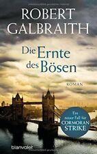 Die Ernte des Bösen: Roman von Galbraith, Robert | Buch | gebraucht