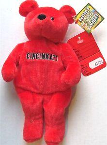 KEN GRIFFEY Jr. Cincinnati Reds #30 Salvino's Team Set 4/2 2000 Bammers Red Bear