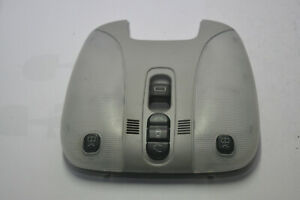 MERCEDES BENZ W220 FRONT INTERIOR LIGHT WITH SUNROOF CONTROL A2208200101