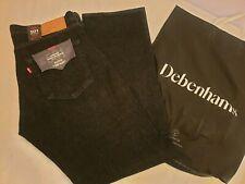 Levi'sBlack 501 Airdry Black Wrap' Dark Wash Straight Leg Jeans 34X32  RRP£85