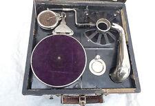 Grammophon Koffergrammophon