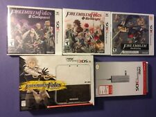 new Nintendo 3DS XL *Fire Emblem Fates Edition + 3 Games* Bundle Package NEW