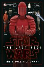 Star Wars: The Last Jedi Visual Dictionary by Various [Hardcover]