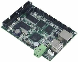 AT91RM9200 (ARM9) Board, Ethernet, 4x RS232/485, 2x USB Host, SD