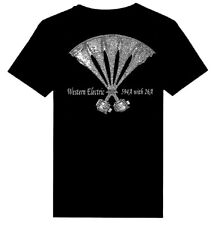 Western Electric 594A with 26A Horn print Heavy Weight T-Shirts  S - 5XL