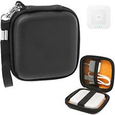 Square Contactless Chip Reader Usb Charge Scanner Case Hard Carrying Bag Holder
