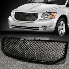 LUXURY SPORT MESH FRONT HOOD BUMPER ABS GRILL/GRILLE/FRAME 06-10 DODGE CALIBER