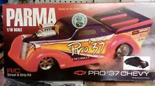 Parma Pro 37 Chevy Rc Car 1/10 Scale! Super Rare Very HTF!!