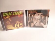 Poncho Sanchez - Do It! - Out of Sight! - 2 Latin Jazz CDs Lot