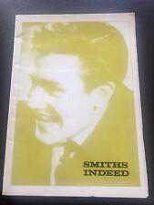 Morrissey / The Smiths Fanzine Smiths Indeed Issue 10 Winter 1988
