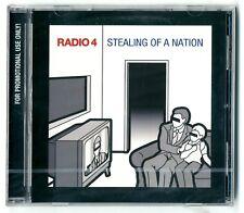 CD PROMO / RADIO 4 - STEALING OF A NATION / ALBUM NEUF SOUS CELLO