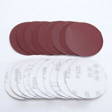 10Pcs 100mm 40-2000Grit Sander Disc Sanding Polishing Pad Wheel Sandpaper Metal