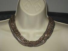 Of Gold - Rv $210 Very Rare *Holidays Lia Sophia Kiam Lisa Necklace - 12 Strands
