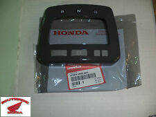 GENUINE HONDA DISPLAY METER UPPER CASE  TRX350 RANCHER TRX500FA RUBICON