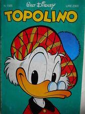 Topolino n°1925 [G.269] - BUONO -