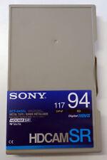 Sony BCT-94SRL HDCAM SR Tape NEW/UNUSED 94M @ 60i /117M @ 24PsF