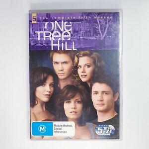 One Tree Hill Season 5 DVD Region 4 AUS TV Series Free Postage - Drama