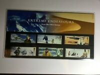 "GB Presentation Pack ""Extreme Endeavours"" Stamps all G-VF"