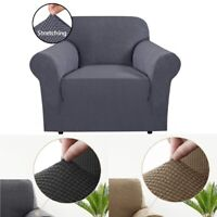 Sofa Covers 1 Seater Couch Slipcovers Stretch Waterproof Covers Settee Protector