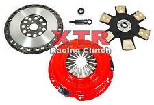 XTR STAGE 4 CLUTCH KIT & 16 LBS CHROMOLY RACE FLYWHEEL CHEVY CAMARO 6.2L 7.0L V8