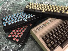 """Mechboard 64 mechanical replacement keyboard for the Commodore 64 """"YELLOW"""""""