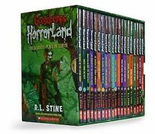 Goosebumps Horrorland by R. L. Stine (Paperback, 2013)