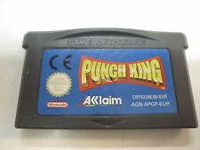 Nintendo Game Boy Advance GBA  Punch King