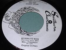 Bill Pickney: 60 Minute Man / Broke Blues 45