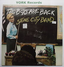 STONE CITY BAND - The Boys Are Back - Excellent Con LP Record Motown STML 12150