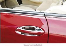 Mercedes CL203 C Class Sports Coupe CLC Chrome door handle shells