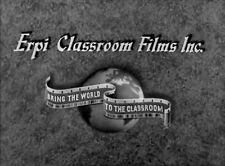 ERPI Classroom Educational Vintage Films 1937-1952 On DVD