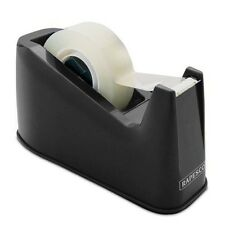 Rapesco 300 Heavyweight Sellotape Tape Dispenser 19mm Tape Non Slip BLACK